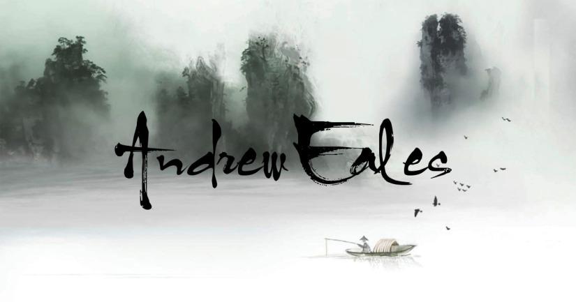 Andrew Eales calligraphy