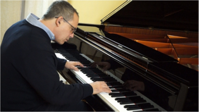 """""""The Creative Pianist"""":  Interview with MarkPolishook"""