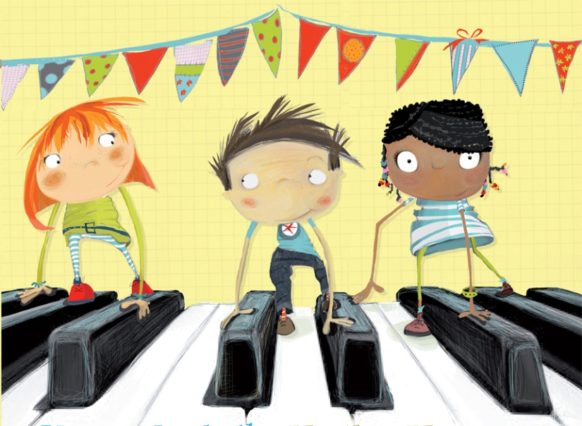 """""""Get Set! Piano"""": six reasons to getexcited!"""