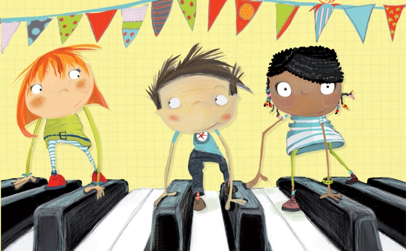 """Get Set! Piano"": six reasons to get excited!"
