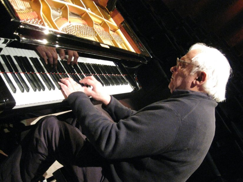 Paul Bley (1932-2016): ATribute