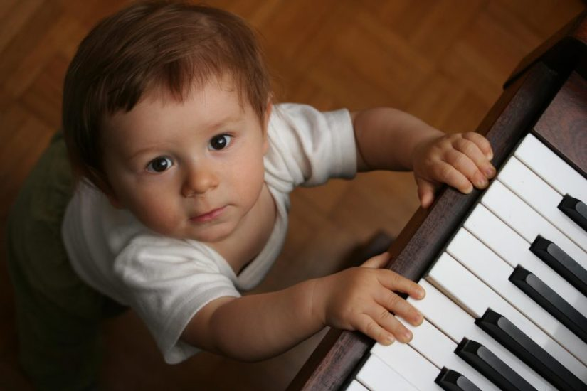 Baby Piano Players
