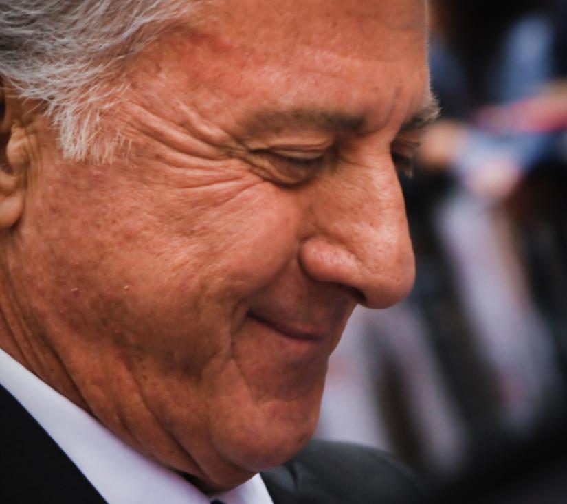 Dustin Hoffman's Dream
