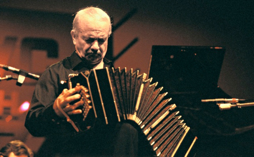 Piazzolla: finding his unique voice