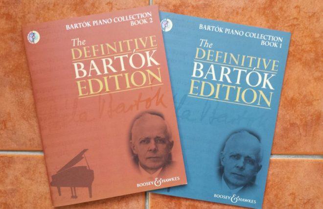 Bartók Edition piano music