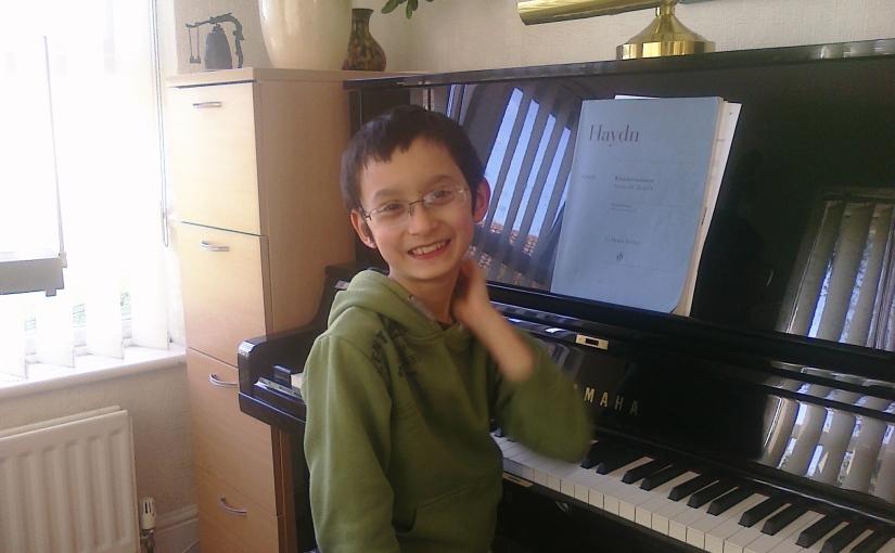 Piano teacher Milton Keynes