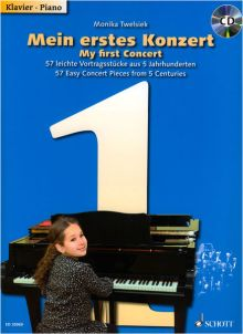 My first piano concert