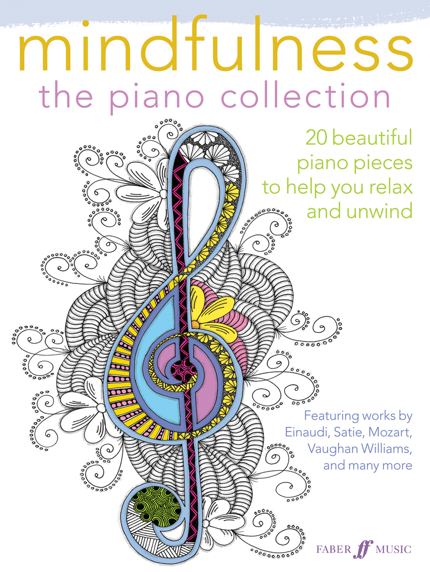 Mindfulness Piano Collection Cover