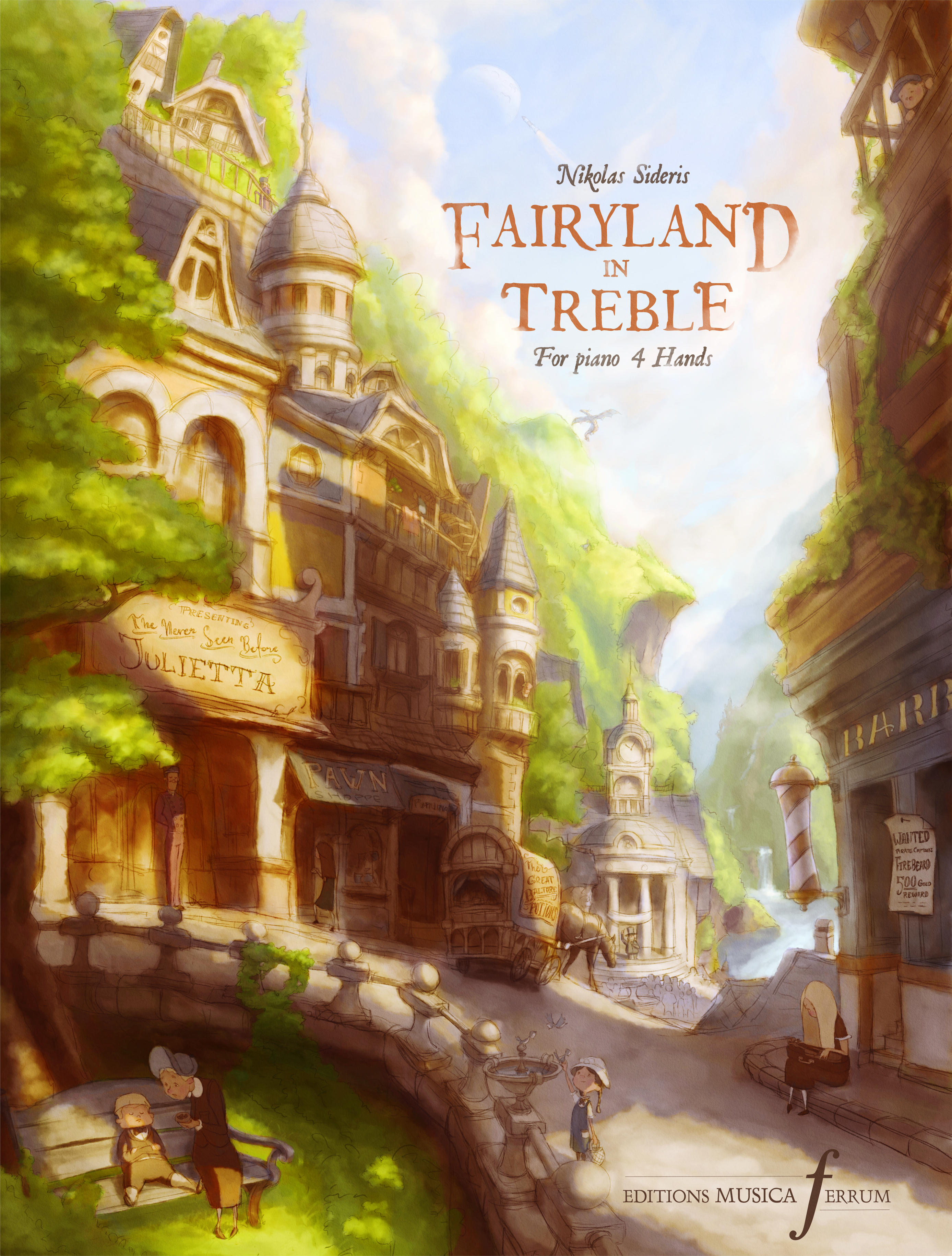 Fairyland in Treble
