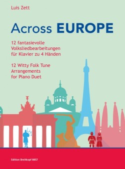 Zett Across Europe