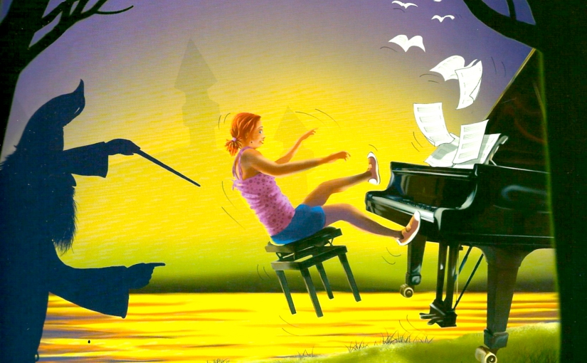 Fantasy Piano: 20 Enchanting Easy Pieces