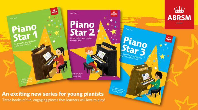 Introducing ABRSM PianoStar!