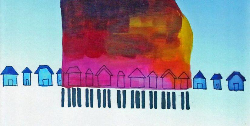 Piano Village (ElenaKats-Chernin)