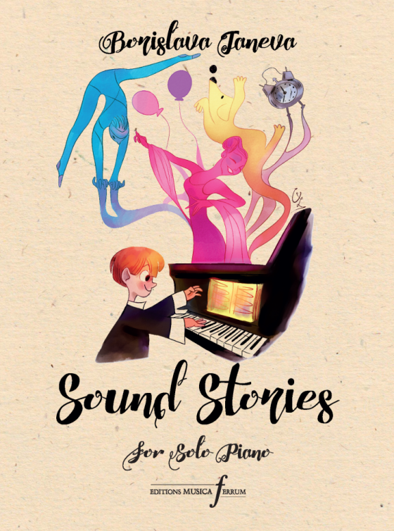 Bonislava Taneva Sound Stories review