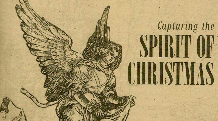 Capturing the Spirit of Christmas Arens Mathews