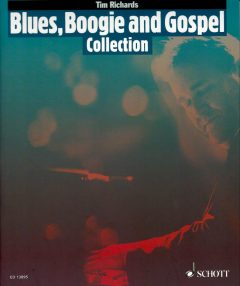 Blues, Boogie & Gospel Collection – Pianodao