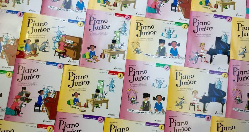 Piano Junior – the Big Review