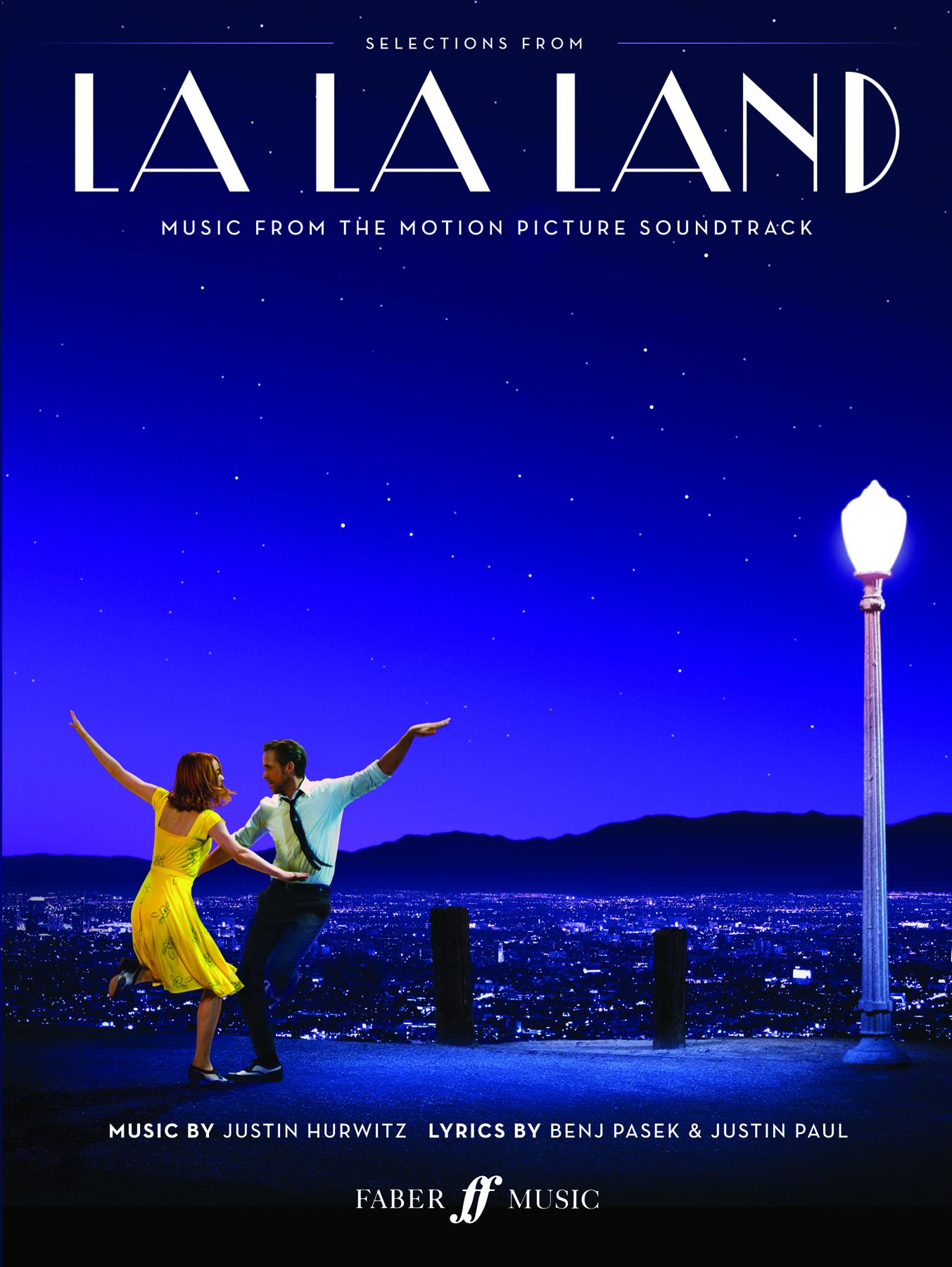 Selections from La La Land sheet music