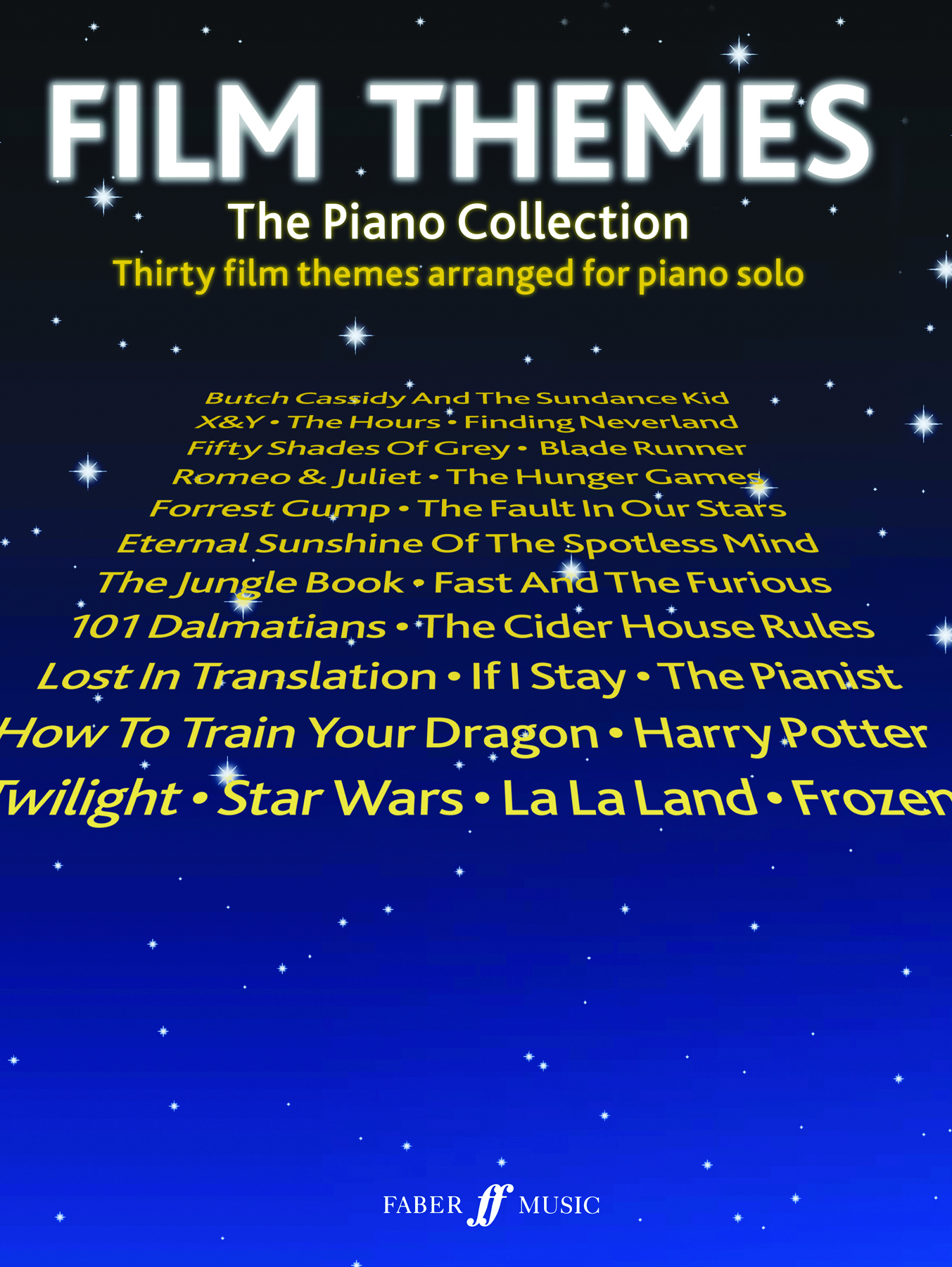 Film Themes piano