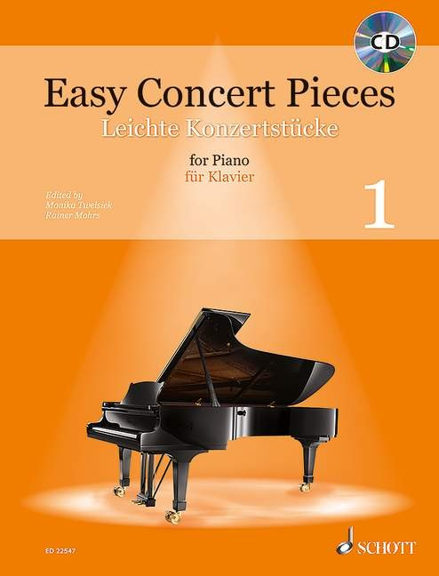 Schott Easy Concert PIeces