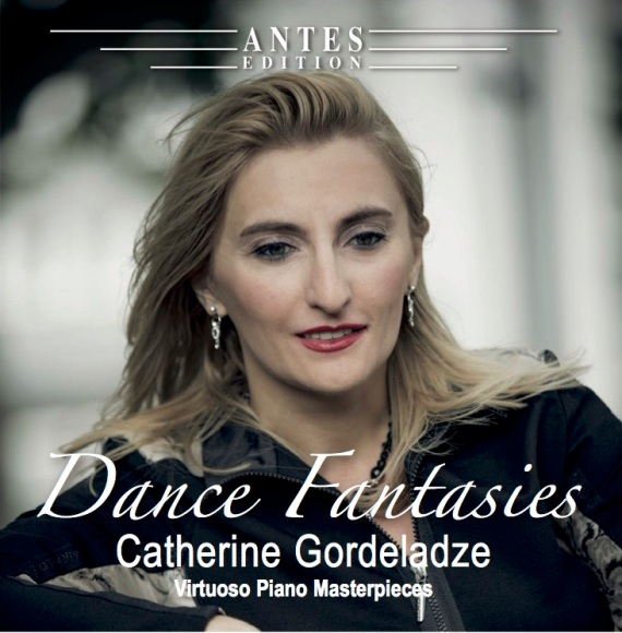Dance Fantasies Cover