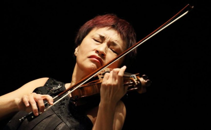 Kyung Wha Chung speaks out against competitions