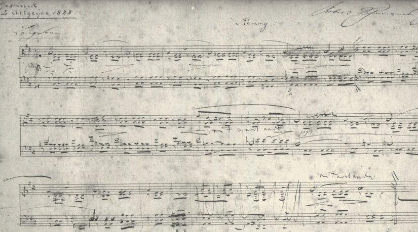 A Schumann Rediscovery