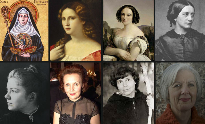 Women composers and GradedExams