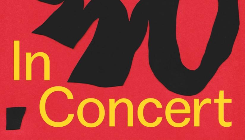 LCM 'In Concert'anthology