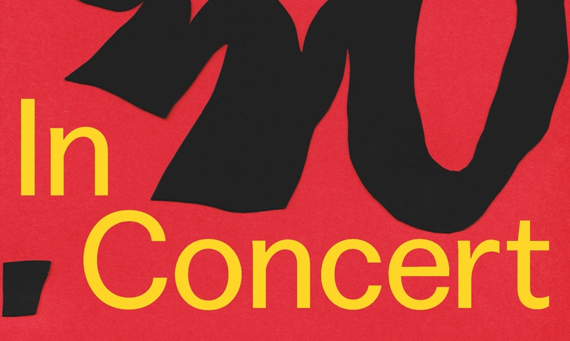 LCM 'In Concert' anthology