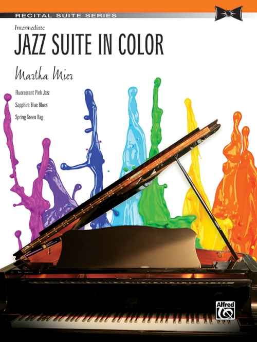 "Martha Mier: ""Jazz Suite in Color"" – Pianodao"