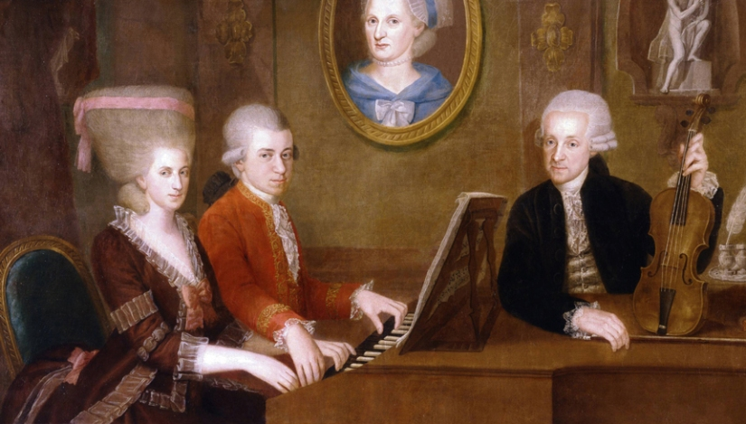 The Music Books of Mozart & His Sister