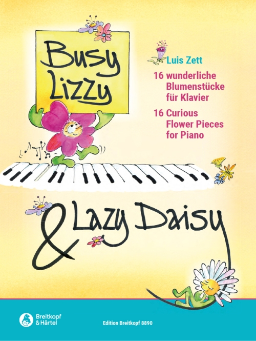 Busy Lizzy and Lazy Daisy