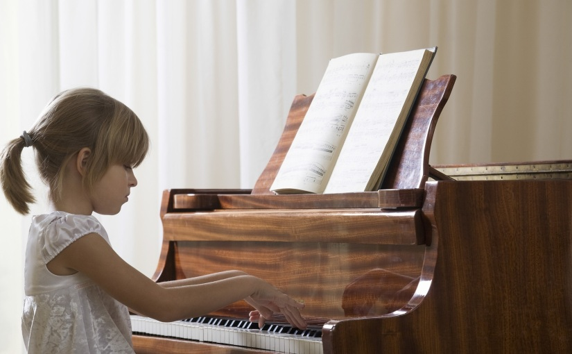 Child's Play: Why do parents send children to music lessons?