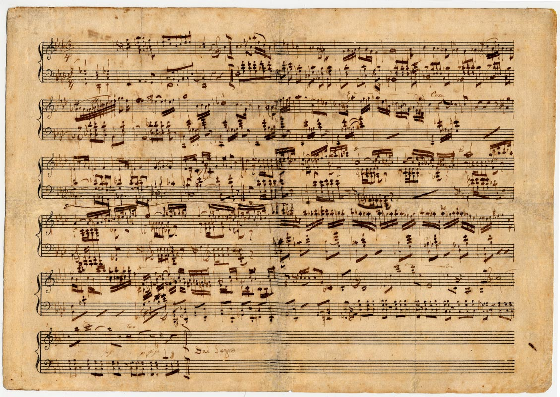 Should we still teach students to hand-write music? – Pianodao