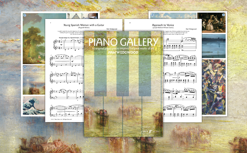 Pam Wedgwood's 'Piano Gallery'