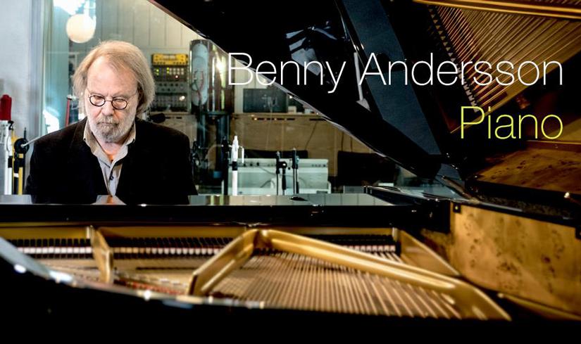 Benny Andersson PianoAlbum