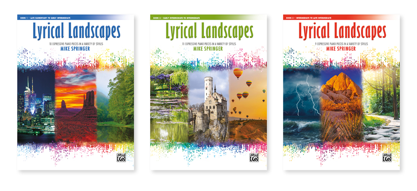 Mike Springer: Lyrical Landscapes