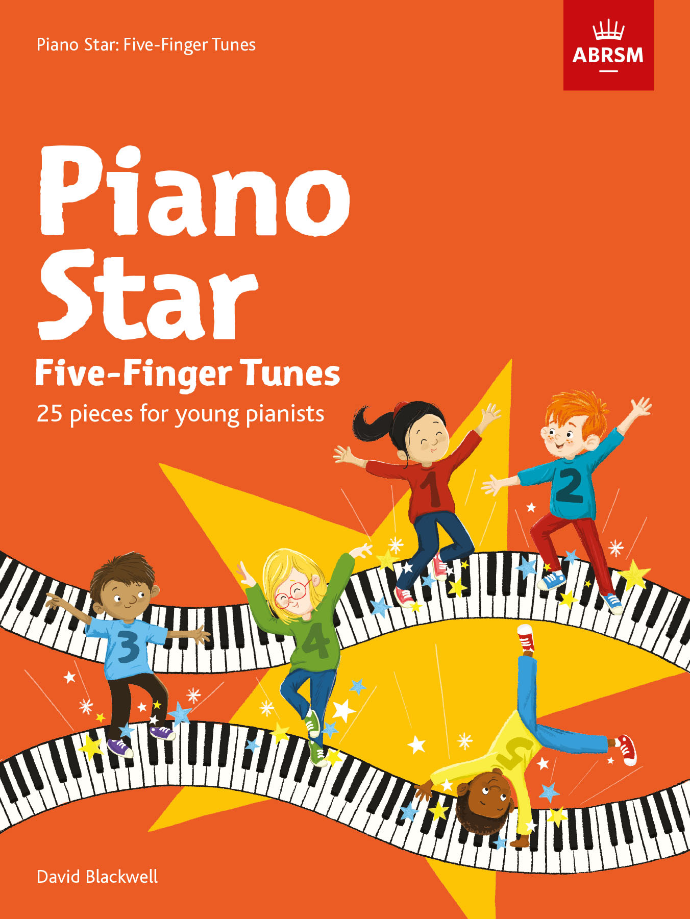 Piano Star Five-Finger Tunes