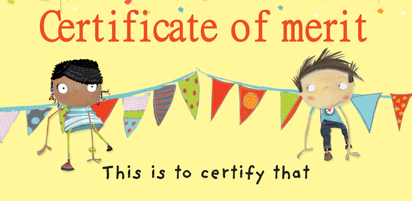 A Free Certificate of Merit