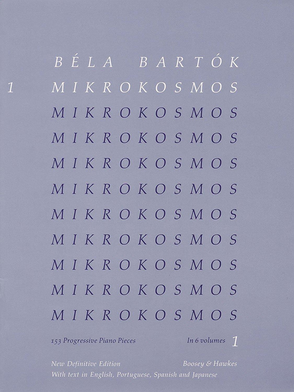 Which Mikrokosmos? – Pianodao