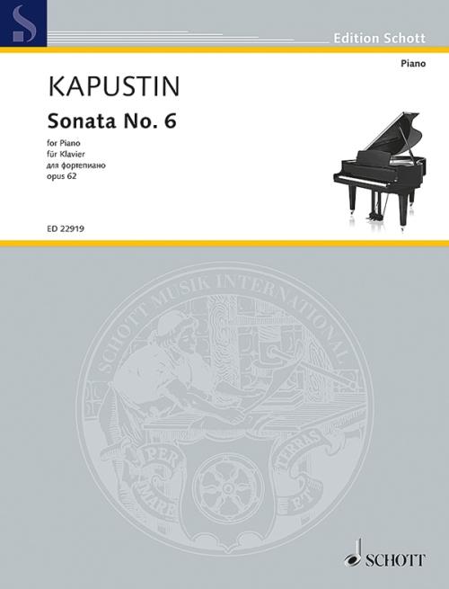 Kapustin-Sonata-no.6