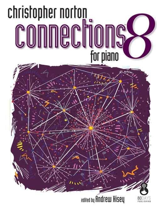 Connections 8 cover for Andrew Eales