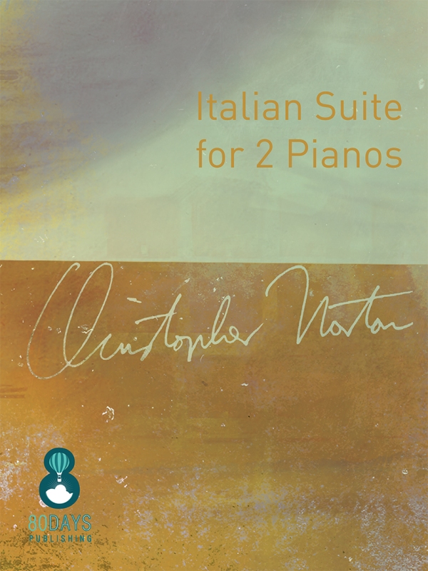 Norton - Italian Suite for 2 pianos COVER for Andrew Eales