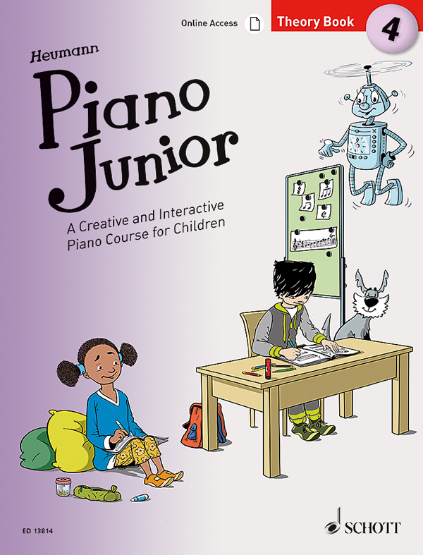 Piano-Junior-4-Theory