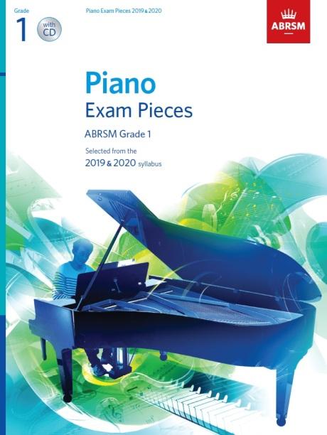 Piano Grade 1 with CD