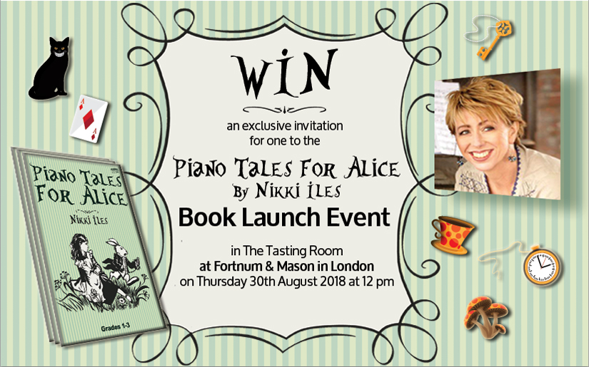 """Tales of Alice"" – Competition Time!"