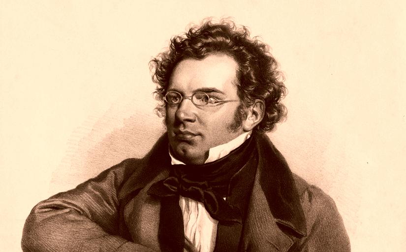 "Schubert's ""Fantasy Sonata"" in Gmajor"