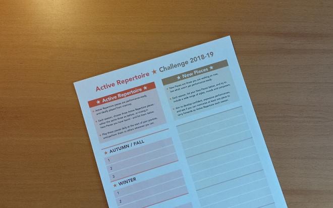 Active-Repertoire-Challenge