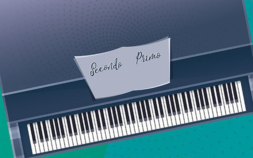 Easy Teacher-Student PianoDuets